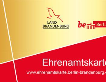 Ehrenamtskarte Berlin-Brandenburg