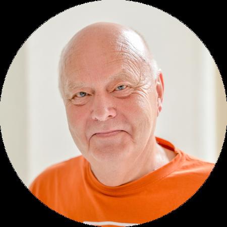 Porträt Hans-Werner Stegemann